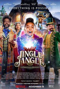 Christmas movies on Netflix - Jingle Jangle: A Christmas Journey