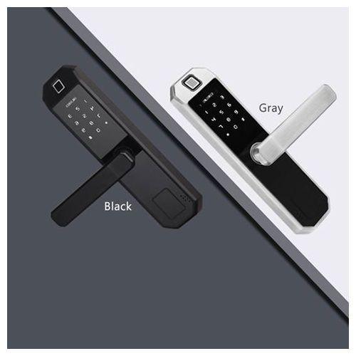Smart home gadgets - Smart Zoom Door Lock With Finger Print