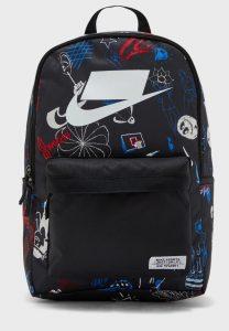 Best work backpacks - NIKE Heritage 2.0 AOP Backpack