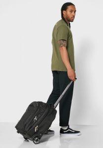 Best work backpacks - ROBERT WOOD Two Wheel Cabin Shoulder Bag