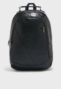 Best work backpacks - ROBERT WOOD Smart PU Backpack