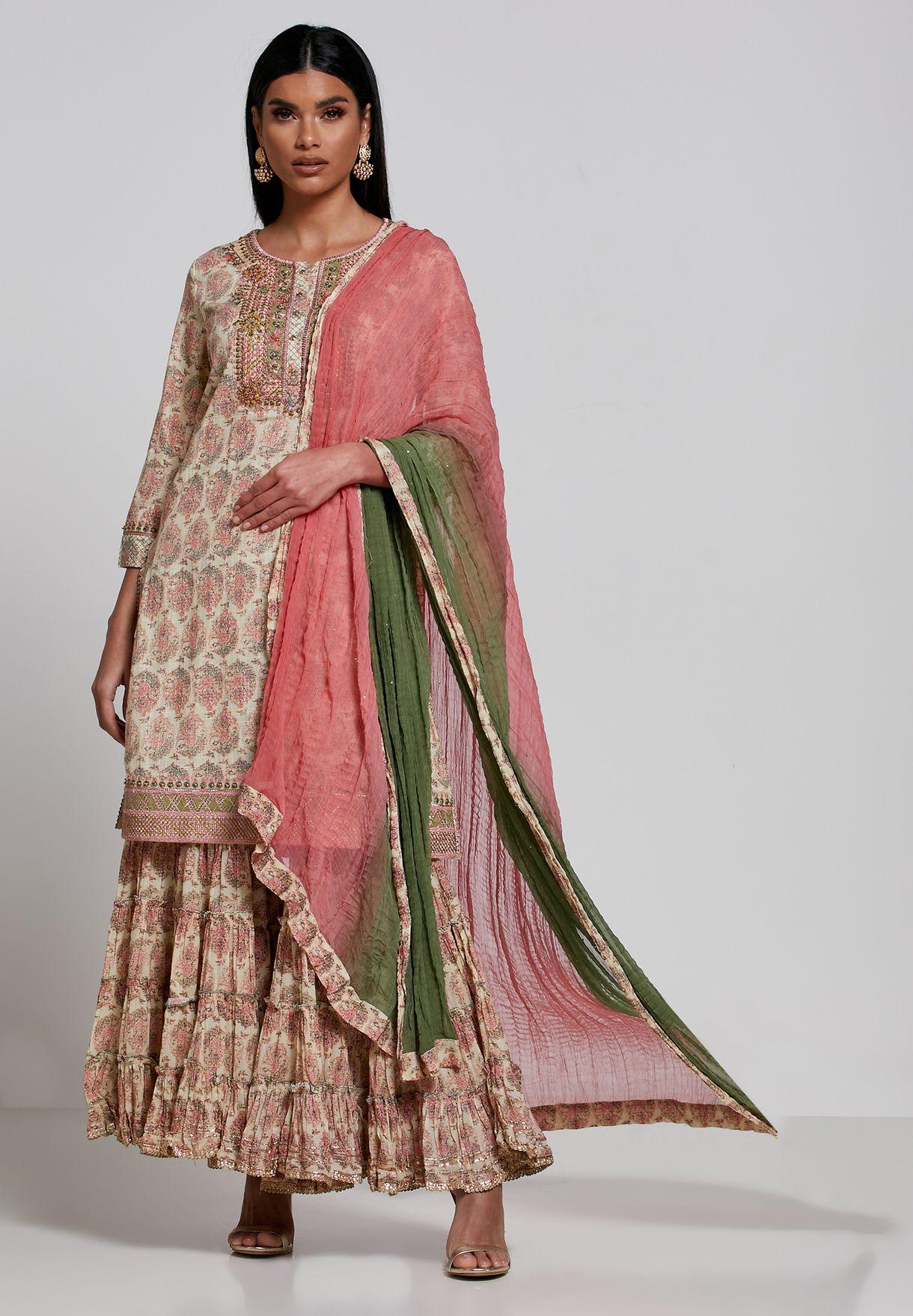 Namshi Ritu Kumar Eid Collection Sale