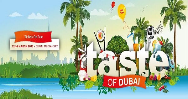 Taste of Dubai Coupons With Exciting Music Fun