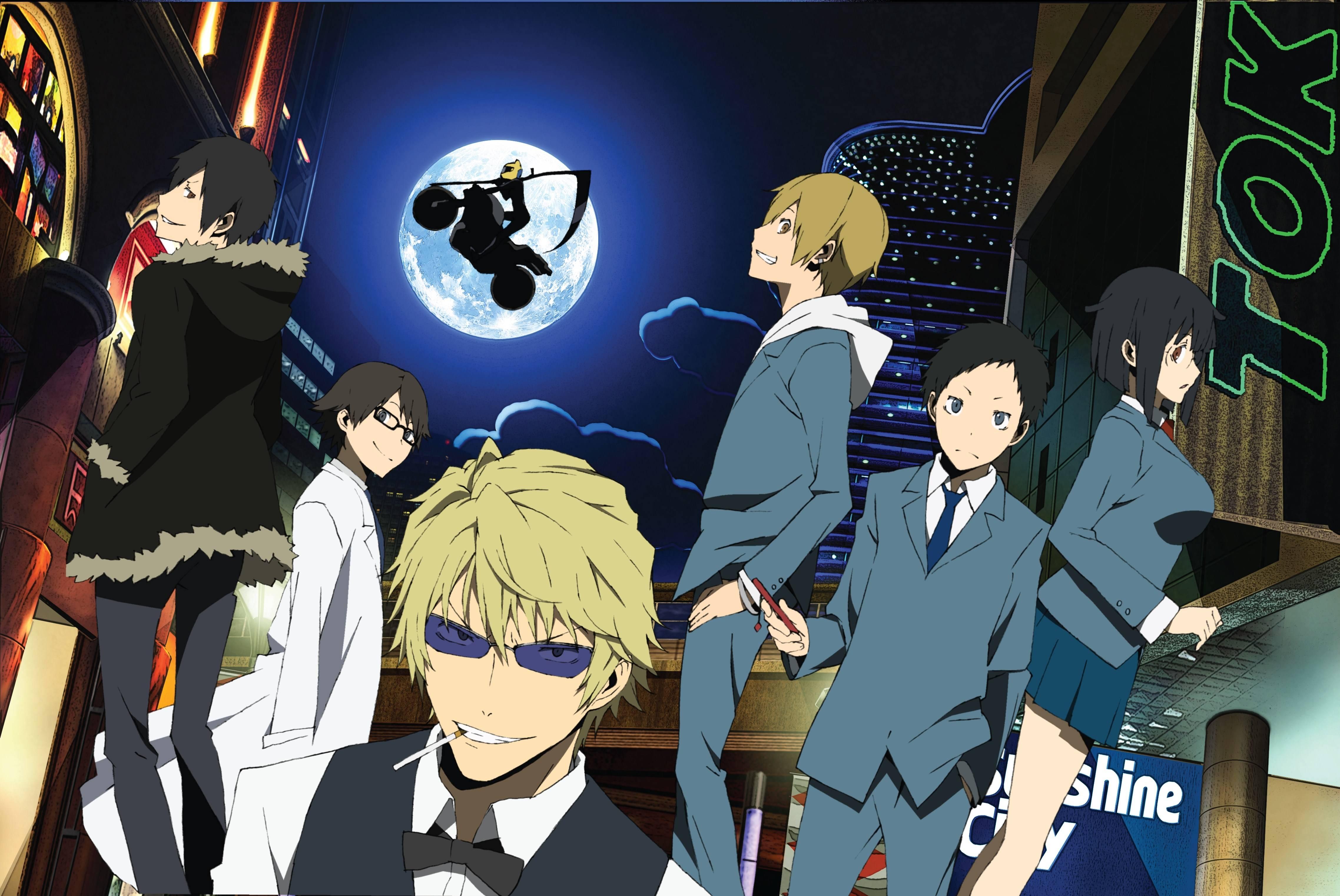 Best anime series on netflix
