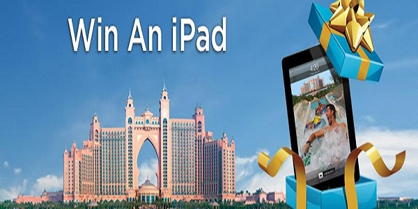 Win an iPad with Atlantis The Palm