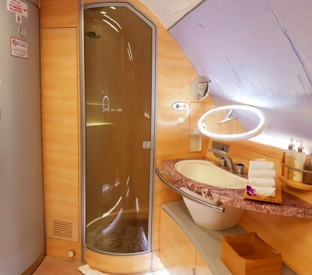 •The onboard lounge and bar in A380 Aircraft is a very popular feature of this airline