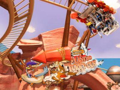 Fast and Furry-ous Warner Bros Abu Dhabi