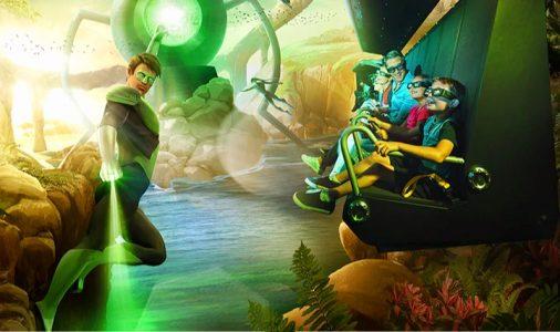 Green Lantern: Galactic Odyssey
