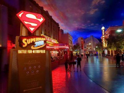 Superman 360: Battle for Metropolis