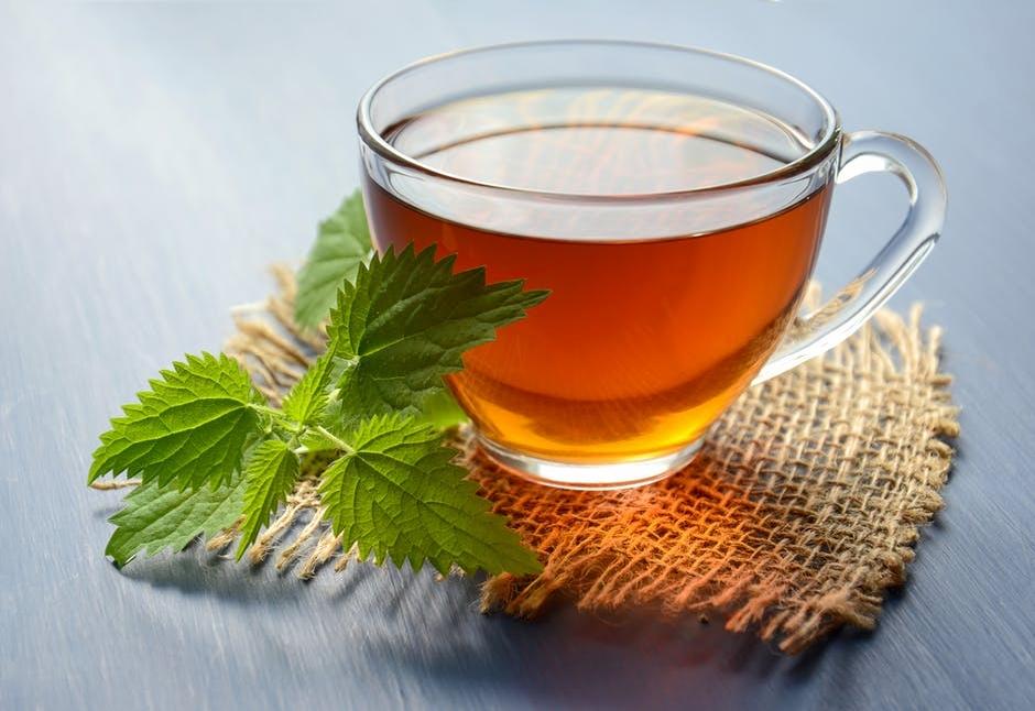 Best tea for quarantine.