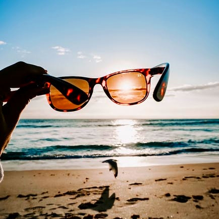 Sunglasses for that perfect vacation you are waiting to take