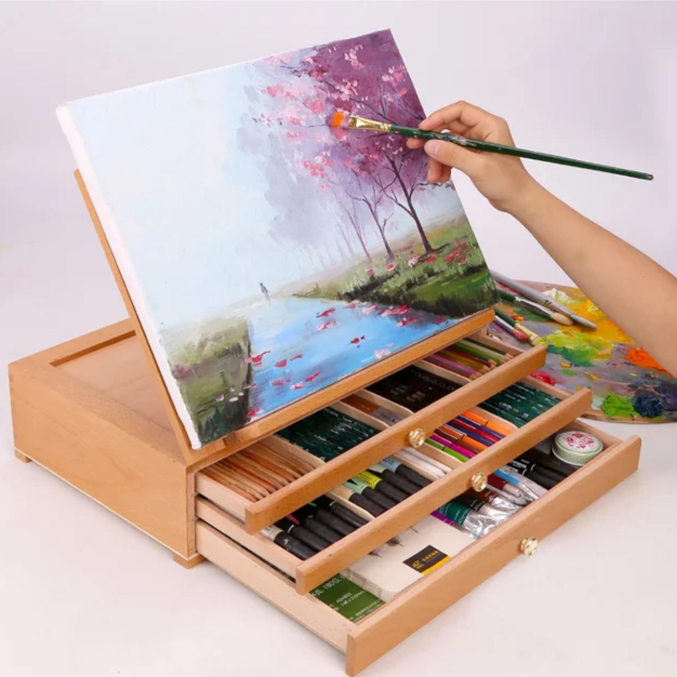 Personal art studio