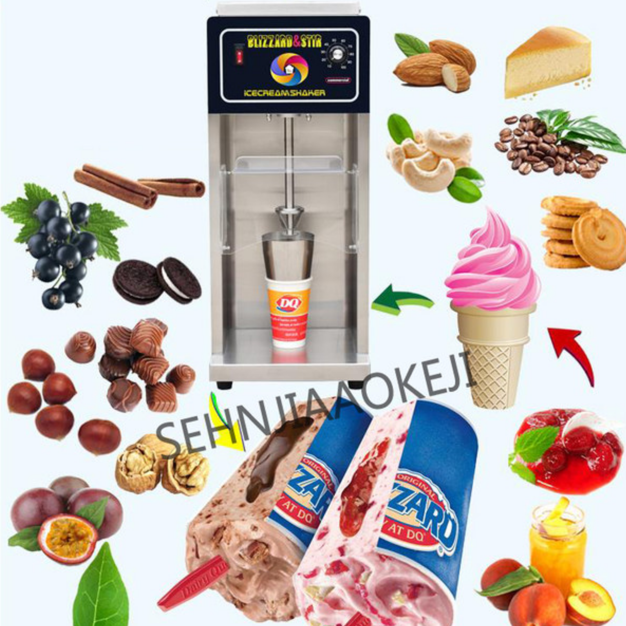 Best ice cream makers in UAE