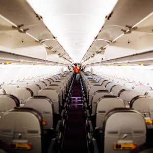 travel essentials to plane