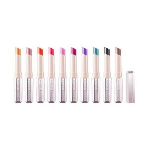 best vegan makeup - Mattemoiselle 10/10 matte lipsticks