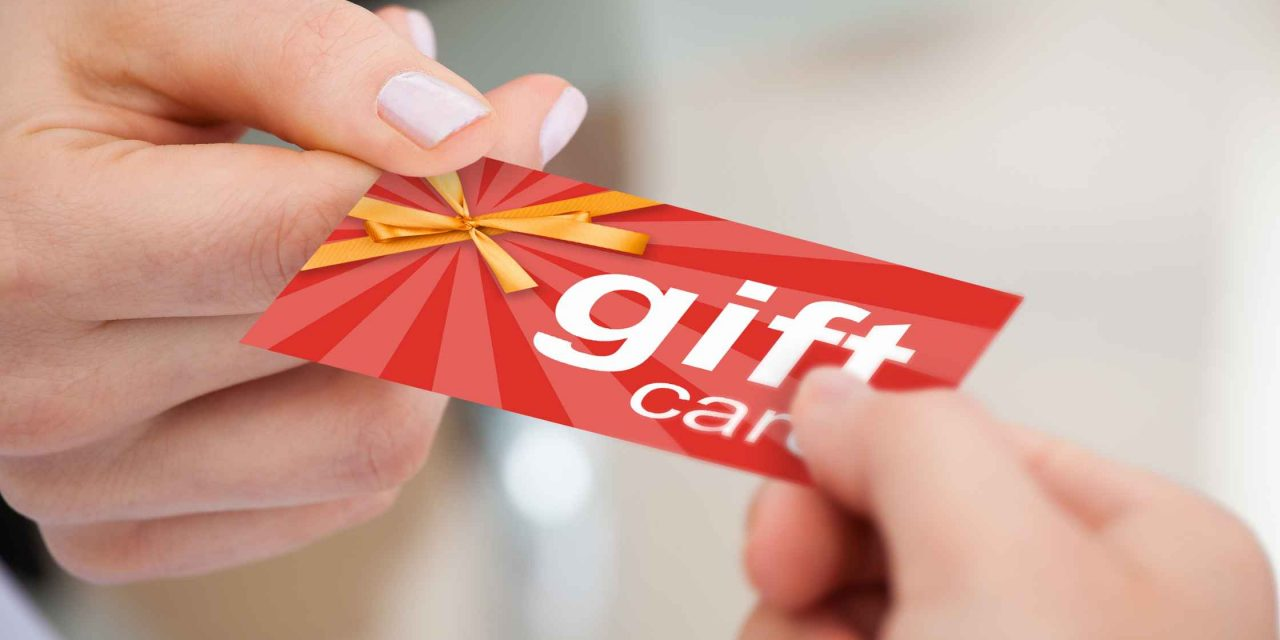 Now is the perfect time to use gift cards: which to use and why?