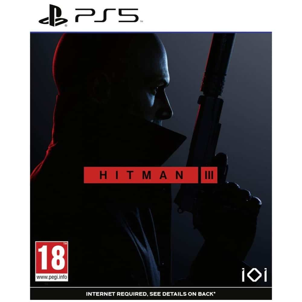 Hitman for PS5