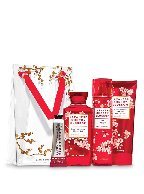 japanse cherry blossom gift set