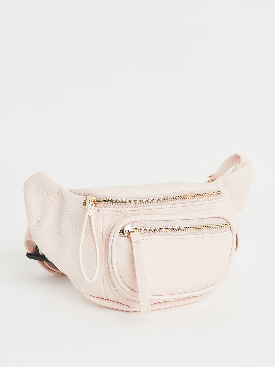 Beautiful the textured bum bag - buy it using Styli discount codes