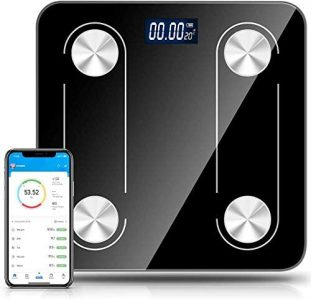 Smart Weight Scale to build muscle at home