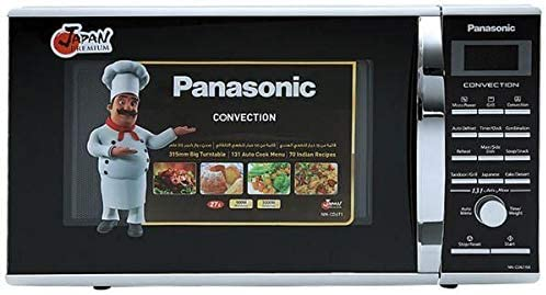 Convention microwave ovens - types of ovens