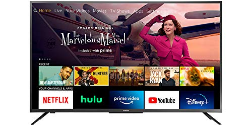 Smart TVs in UAE - Toshiba Smart 4K UHD with Dolby Vision