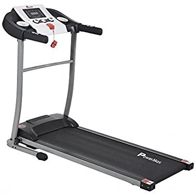 Powermax Fitness Motorized Treadmill. Best treadmills in UAE