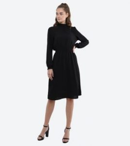 Only Long Dresses - Black