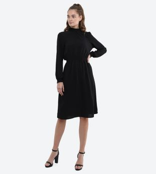 Only Long Dresses - Black
