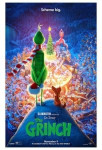 Christmas movies on Netflix - The Grinch