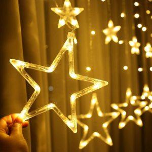 Home Decoration LED Star Lights