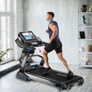 Sparnod Fitness Automatic Motorized Treadmill (UAE)