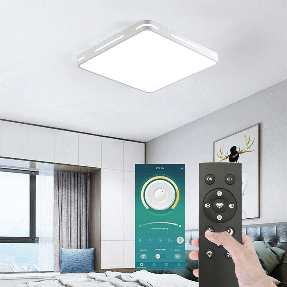 Smart home automation lighting control - LED system