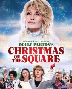 Christmas movies on Netflix - Christmas on the square