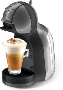 Nescafe Dolce Gusto Mini Me Coffee Machine (with 5 Capsule Boxes), Black- best coffee makers in the UAE