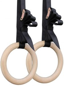 Build your muscle at home with gym rings