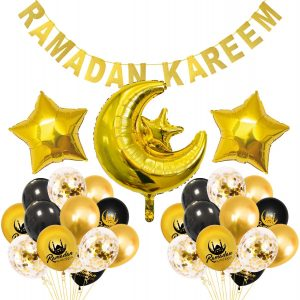 ramadan kareem baloons