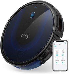 Smart home gadgets - robot vacuum cleaner