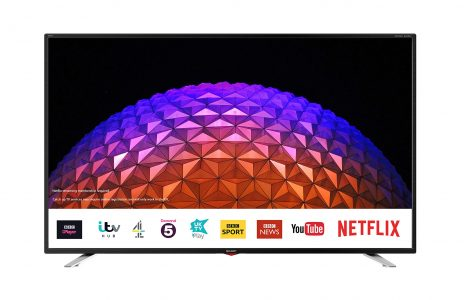 Smart TVs in UAE - Sharp Full HD LED Smart TV with Freeview Play
