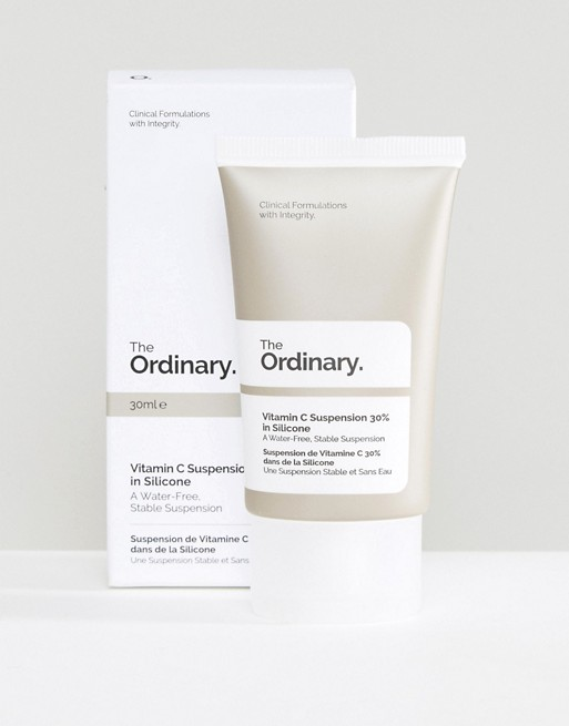 The Ordinary - how to prevent makeup from melting