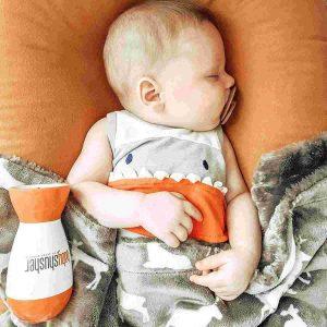 Smart baby gadgets - Baby Shusher