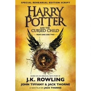 Books on Menakart: Harry Potter and the Cursed Child