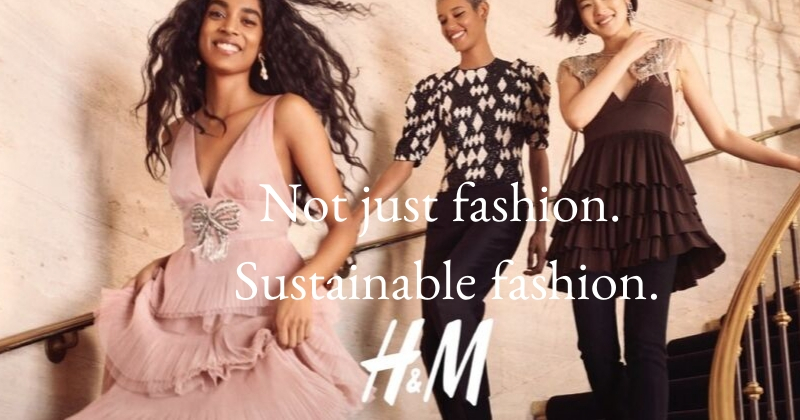 How H&M is leading the way to become a sustainable fast-fashion brand