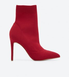 Holiday outfits Pointed Toe Boots