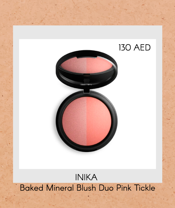 Baked Mineral Blush Duo Pink Tickle