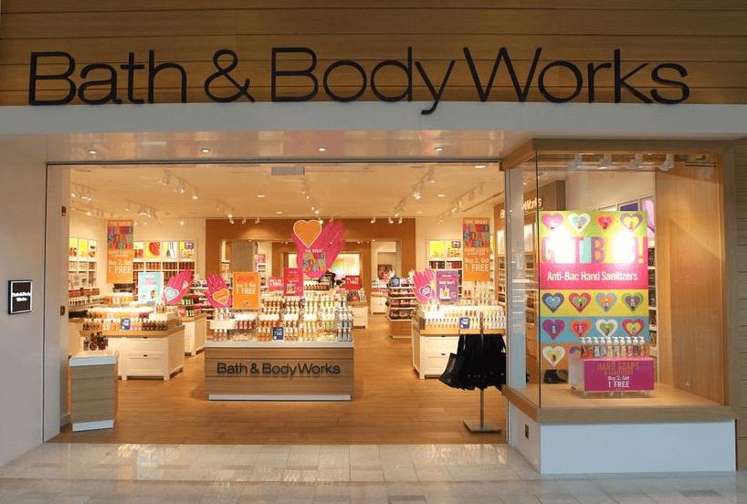 Bath And Body Works Dubai Mall