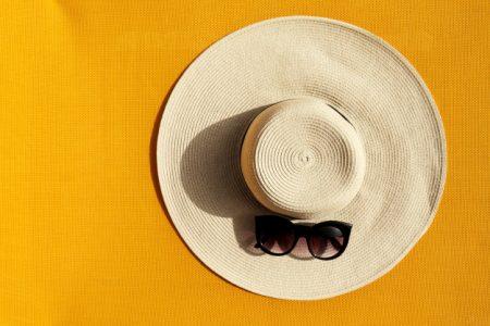 Beach Essentials - beach hat