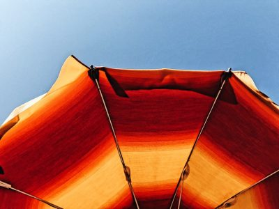 Beach Essentials - beach umbrella