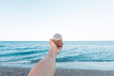 Beach Essentials - portable speaker