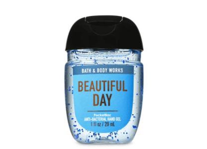 Bath and Body Works hand sanitizer